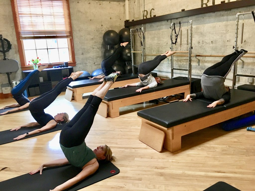 Pilates Matwork Certification Course